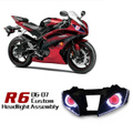YZF-R6 HID プロジェクターキット Ver.1
