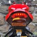 モンスター1200R LED+フェンダーレスキット