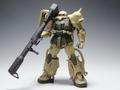 【プレミアム完成品】バンダイ MG 1/100 MS-06R-1 ブレニフ・オグス専用ザクII