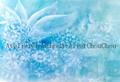 No.21 ポストカード 花と天使の羽