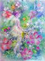 No.14 ポストカード 花の精霊