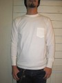 GLAD HAND-25 STANDARD POCKET L/S T-SHIRTS