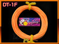 【イオ】 フライライン DT-1F orange オレンジ色 Fly Line フローティング 両端ループ付
