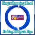 【イオ】 スカジット シューティングヘッド Skagit 350 grain シンキング blue