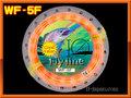 【イオ】フライライン WF-5F orange フローティング