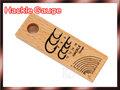ハックルゲージ 木製 Hackle Gauge