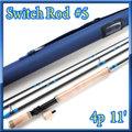 フライロッド #5 スイッチロッド switch rod 11ft