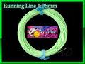 【イオ】 フライ用 ランニングライン 1.05mm フローティング pale green