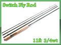 フライロッド Switch Rod#3/4 11ft スイッチロッド Fly Rod 4P
