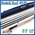 フライロッド #7/8 スイッチロッド switch travel rod