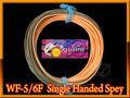 【イオ】フライライン シングルハンド用スペイライン WF-5/6F Spey line
