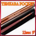テンカラロッド Tenkara Rod 9ft ポケットサイズ 予備ティップ付き!