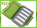 FLY ケース フライ BOX 防水 クリアタイプ green