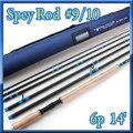 フライロッド #9/10 スペイロッド Spey Travel rod 14ft