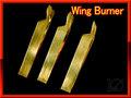ウィングバーナー ニンフフライ用 3本セット Wing Burner Nymph fly