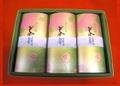 №46 岳間茶ギフト 100g  3本セット