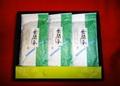 №37 岳間茶ギフト 季葉 100g  3本セット