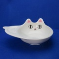猫3兄弟 ボウル Shiro