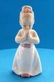 ポーセリン人形 祈り 女の子
