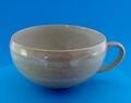 段々ベージュスープカップ