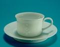 有田焼 ほたる星華Q型コーヒーカップ&ソーサー 白山陶器