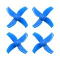 31mm 4-blade Micro Whoop Propellers (1.0mm Shaft)