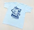 GO太くん×ヒジカタ君コラボTシャツ(ブルー)