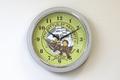 ヒジカタ君 掛け時計
