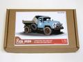 レッドアイアン1/35 ZiL-MMZ-555ダンプトラック