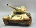 グムカ1/35 T-34-85 1943年型初期砲塔