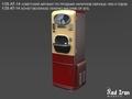 レッドアイアン1/35 飲料自販機AT-14
