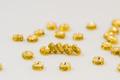 4x2 波型ロンデル(ゴールド) イエロー