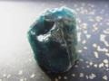 ブルーアパタイト原石【1480G 】 1点