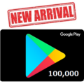 Google Playコード100,000円