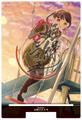 山田コナユキ先生:211007/姫繰三六五アクリルカレンダースタンド
