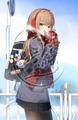 笹目めと先生:210113/姫繰三六五タペストリーコレクション(B2サイズ)