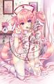 鈴音れな先生:210512/姫繰三六五タペストリーコレクション(B1サイズ)