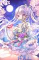 桜もよん先生:210318/姫繰三六五タペストリーコレクション(B2サイズ)