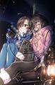 Rozea先生:211207/姫繰三六五タペストリーコレクション(B2サイズ)