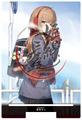 笹目めと先生:210113/姫繰三六五アクリルカレンダースタンド