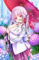 紫刀先生:210608/姫繰三六五タペストリーコレクション(B2サイズ)