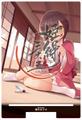 積木あけの先生:210105/姫繰三六五アクリルカレンダースタンド