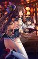 朱シオ先生:210212/姫繰三六五タペストリーコレクション(B1サイズ)