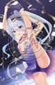 餃子ぬこ先生:210210/姫繰三六五タペストリーコレクション(B2サイズ)
