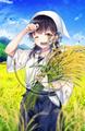 草田草太先生:211005/姫繰三六五タペストリーコレクション(B2サイズ)