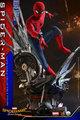 ★予約 ホットトイズ 1/4 スパイダーマンDX版 クオーター スケール スパイダーマン ホームカミング (ボーナスアクセサリー付属)