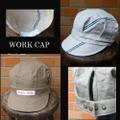 【紙】Work cap 1サイズ