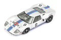 NSR FORD GT40 I MARTINI RACING GREY #6 LIMITED EDITION