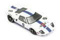 NSR 0140SW FORD GT40 I MARTINI RACING WHITE #9 LIMITED EDITION