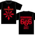 T shirts (666 Times Kill)